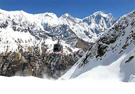 Annapurna Trekking by Helicopter
