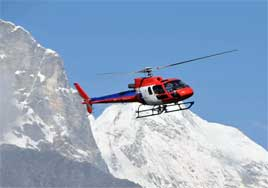 Langtang Trekking by Helicopter